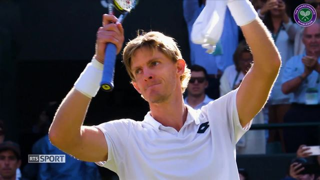 Tennis, Wimbledon: la finale Djokovic-Anderson [RTS]
