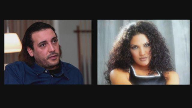 Hannibal Kadhafi et son épouse. [RTS]