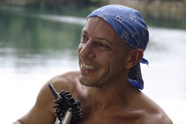 Phil Simha, plongeur photographe sous marin. [DR]