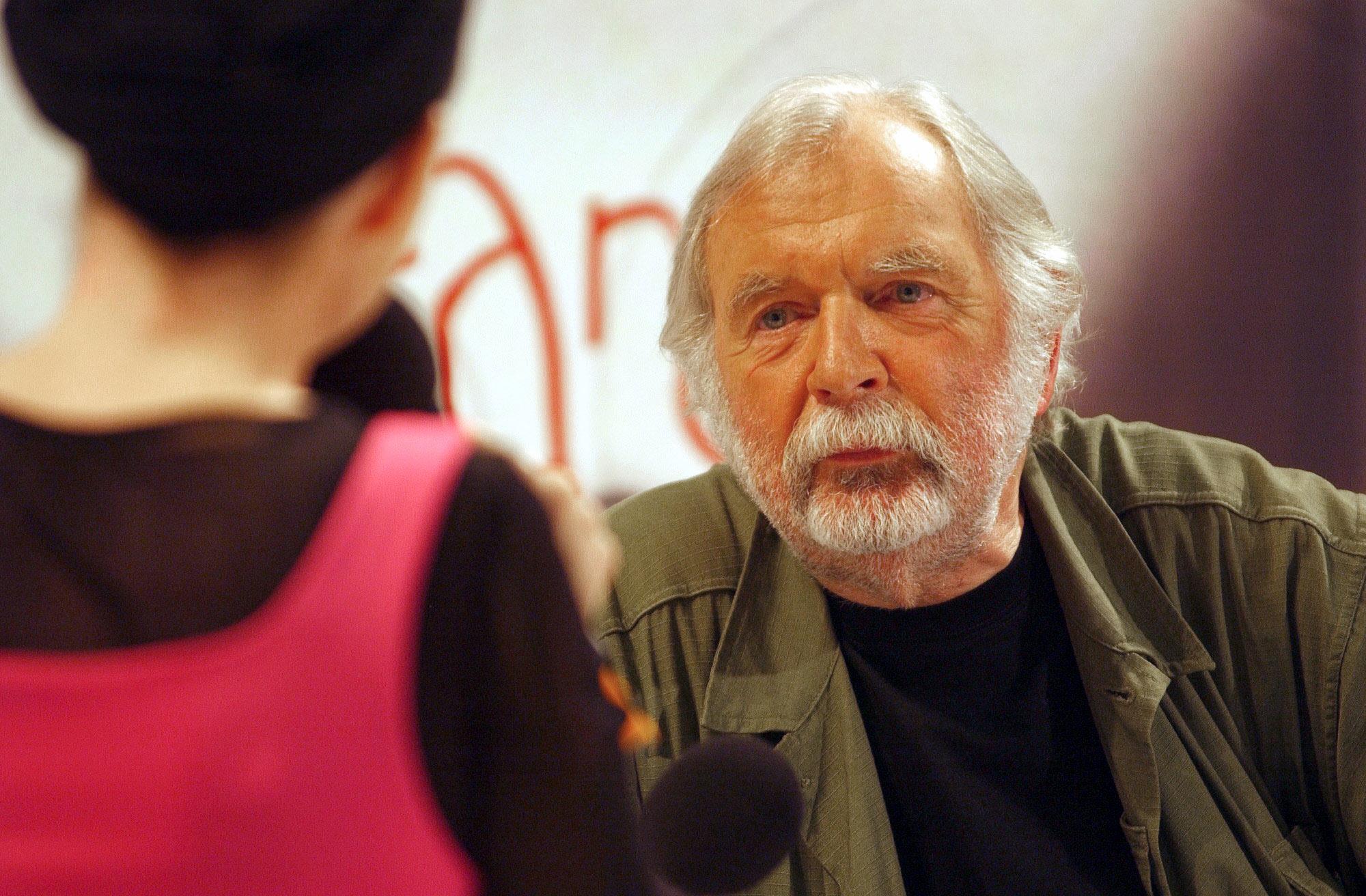La quête d'absolu de Jacques Chessex