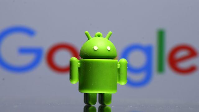 L'UE accuse Google d'avoir abusé de la position dominante de son système d'exploitation pour smartphone, Android. [Dado Ruvic - reuters]