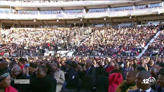 Afrique du Sud : Le centenaire de feu Nelson Mandela célébré à travers le monde