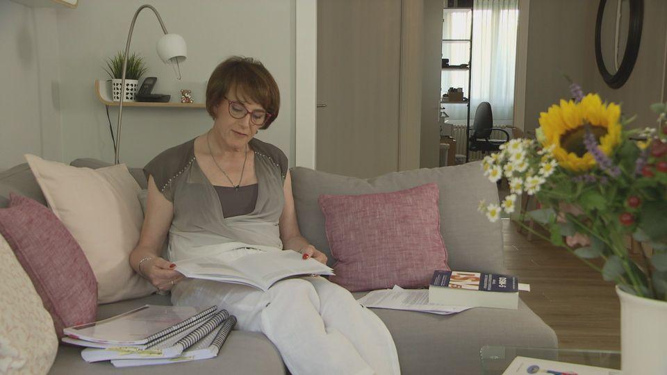 La Genevoise Lynn Bertholet a commencé son processus de changement de sexe en 2014. [DR - RTS]