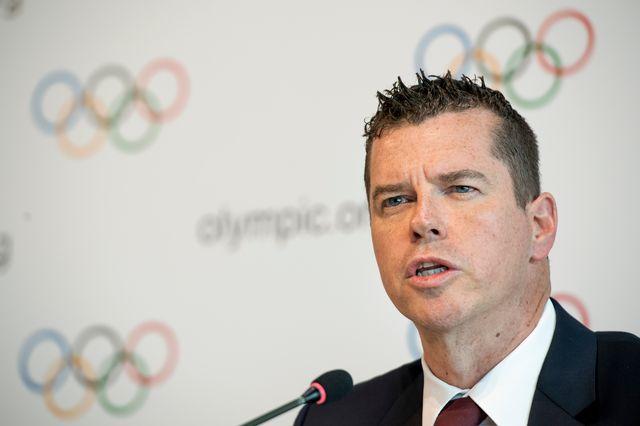 """""""Pékin aura le plus grand nombre de sportives féminines jamais atteint aux JO d'hiver"""", a expliqué Kit McConnell. [Jean-Christophe Bott - Keystone]"""