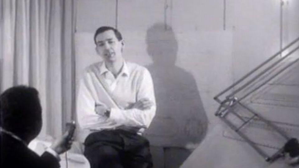 Jacques Piccard en 1963. [RTS]