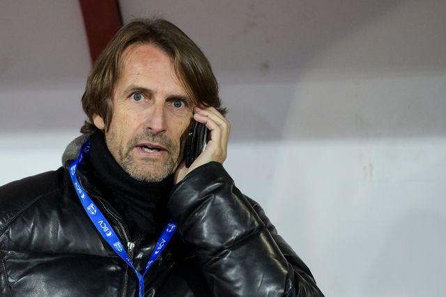 Stefan Nellen, vice-président du FC Lausanne-Sport. [Jean-Christophe Bott - Keystone]