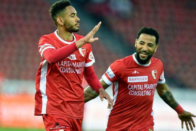 Le FC Sion affronte Lugano pour la reprise du championnat de Super League. [Walter Bieri - Keystone]