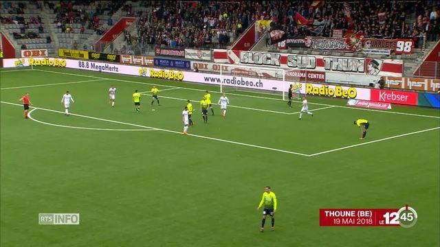 Les Valaisans du FC Sion tenteront de jouer les premiers rôles en Super League [RTS]