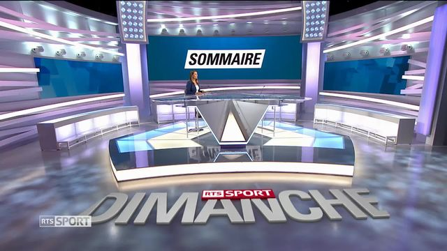 Sport dimanche - 22.07.2018 [RTS]