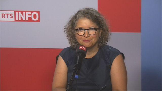 L'invité de la rédaction (vidéo) - Samia Hurst, médecin, bioéthicienne [RTS]