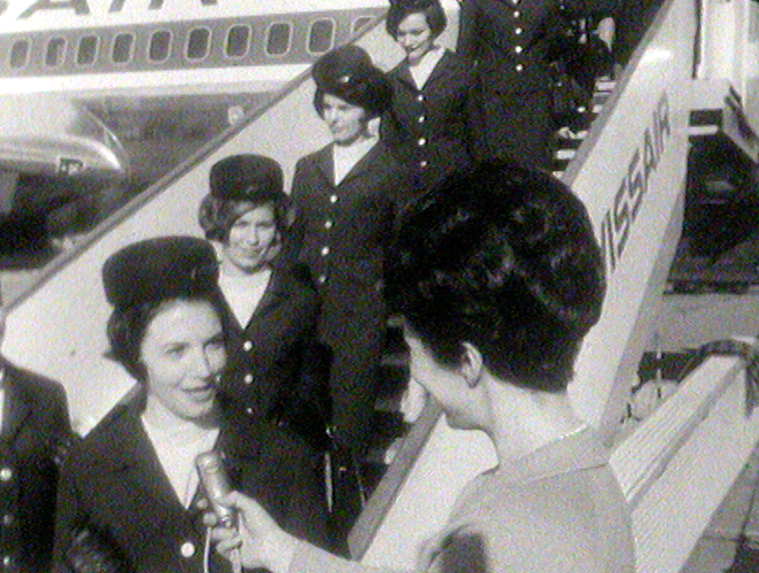 La mode Swissair