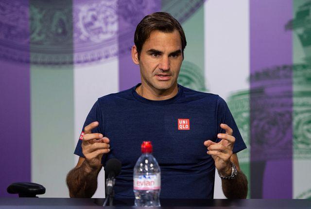 Federer ne sera pas de la partie cette année à Toronto. [Florian Eisele - Keystone]