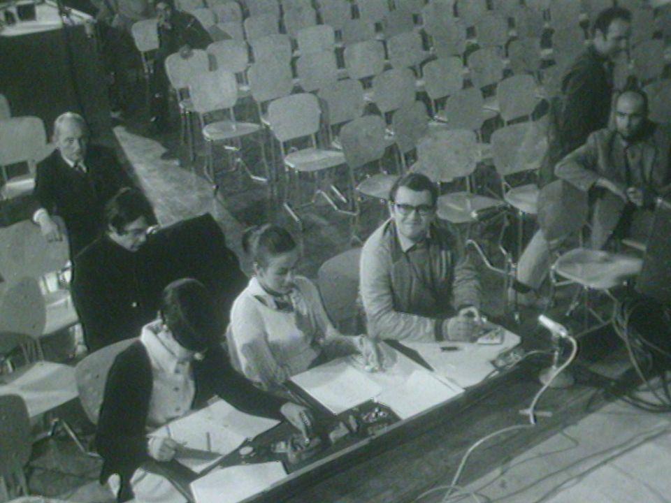 Les coulisses de La Grande chande 1969 [RTS]
