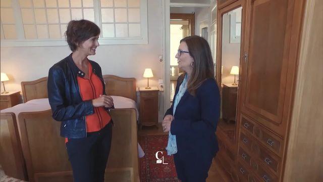 Entretien avec Evelyne Lüthi-Graf, directrice des Archives hôtelières suisses [RTS]