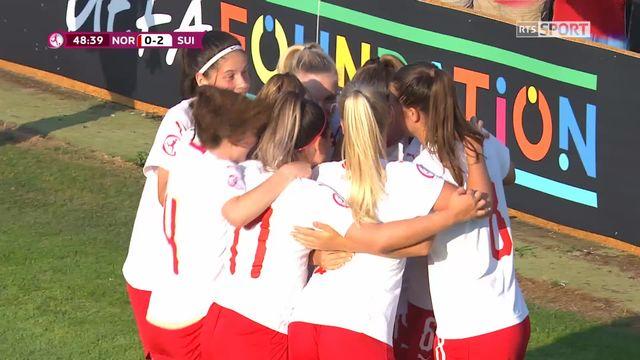 Norvège - Suisse (1-3): Tous les buts du match [RTS]