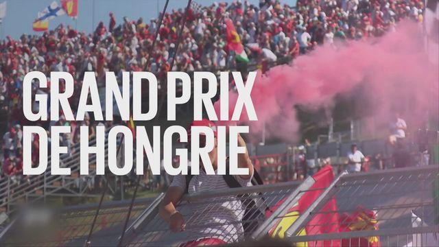 Bande-annonce: Automobilisme F1 GP de Hongrie du 28.07-29.07.2018 [RTS]