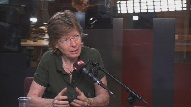 L'invitée de Coralie Claude (vidéo) - Martine Rebetez, professeure de climatologie à l'Université de Neuchâtel [RTS]