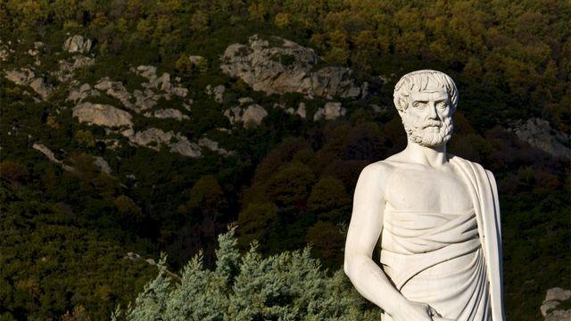 Aristote, l'un des penseurs les plus influents que le monde ait connu, a abordé presque tous les domaines de connaissance de son temps: biologie, physique, métaphysique, logique, poétique, politique, rhétorique... [Panos - fotolia]