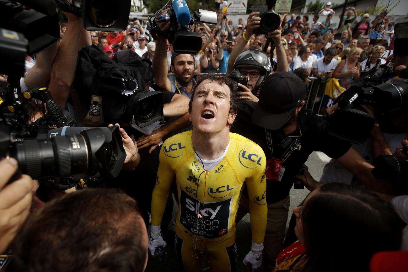 Tour de France : une étape pour la deuxième place