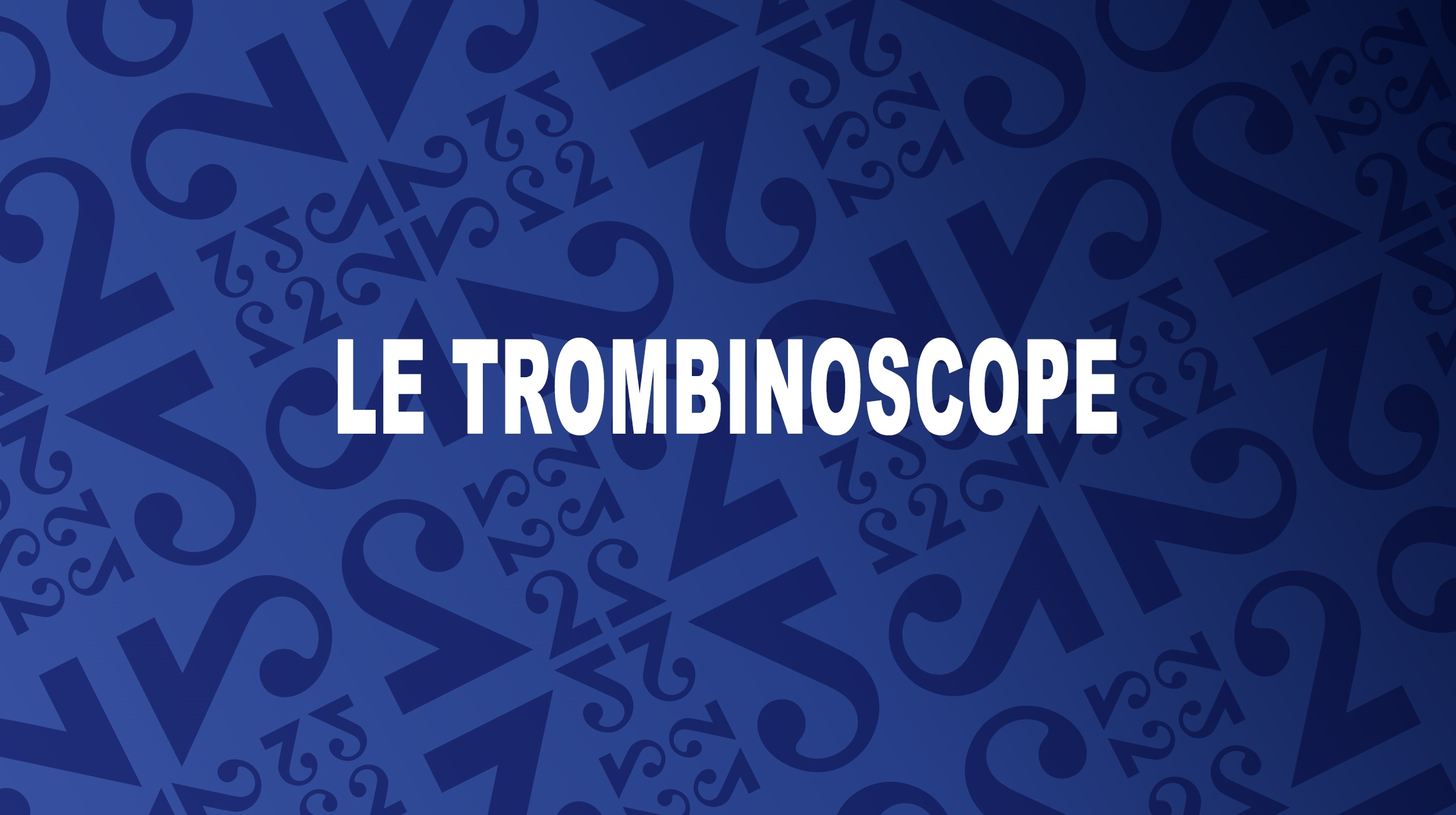 Trombinoscope logo
