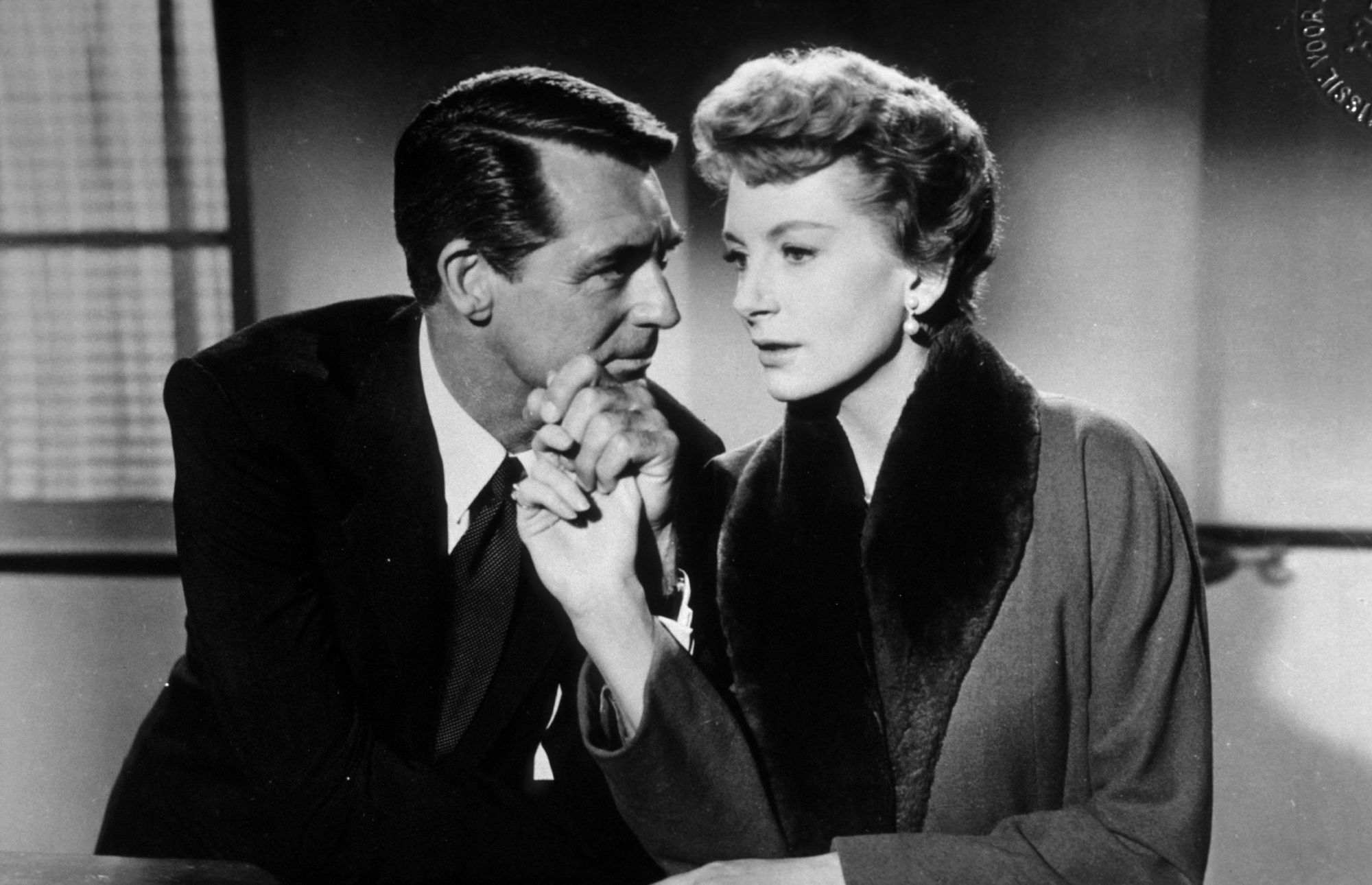 "Cary Grant et Deborah Kerr dans ""An Affair to remember""."