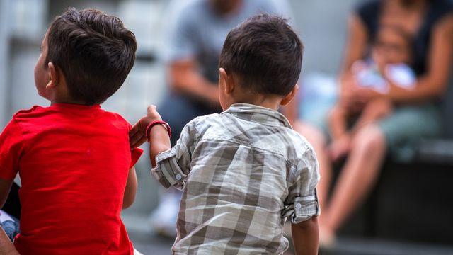 Le TF rappelle que la protection de l'enfant est un droit fondamental inscrit dans la Constitution. [Carlo Reguzzi - Keystone]