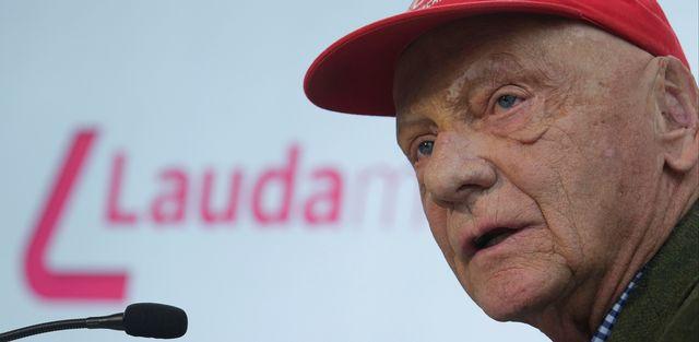 Niki Lauda est âgé de 69 ans. [Heinz-Peter Bader - Reuters]