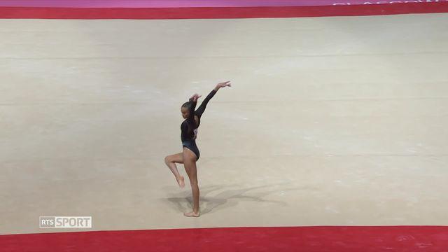 Européens: Gymnastique [RTS]