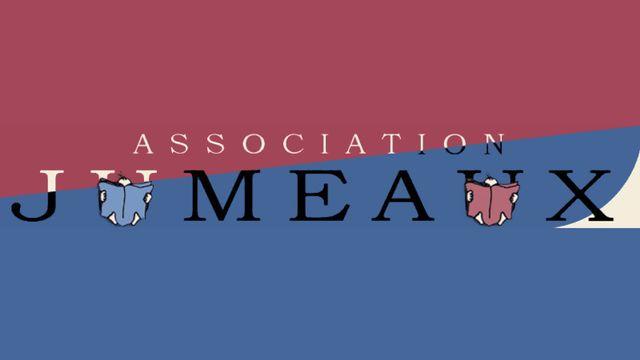 Le logo de l'association jumeaux. [jumeaux.com - Association jumeaux]