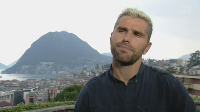 Interview de Behrami [RTS]