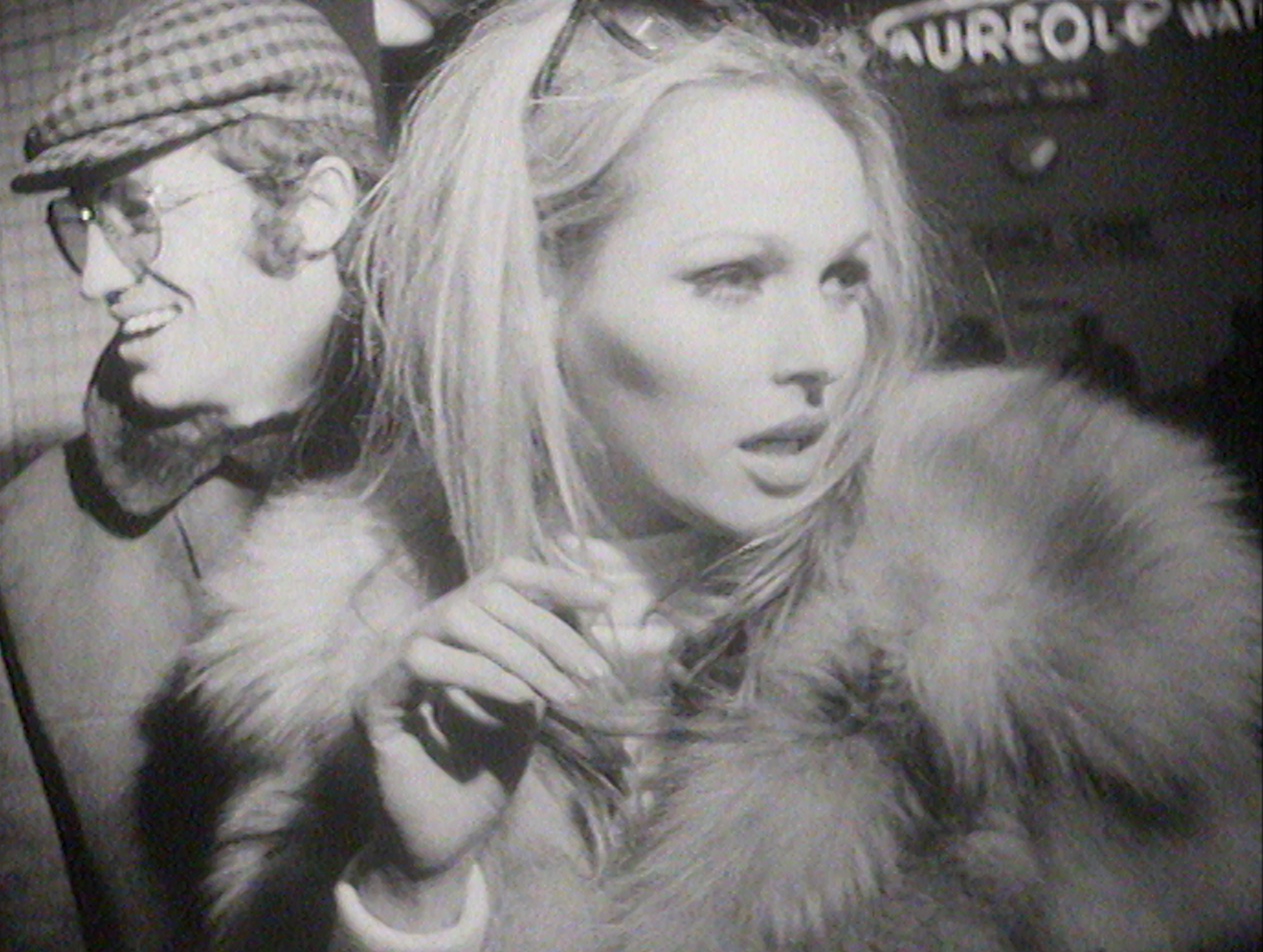 Ursula Andress, actrice suisse