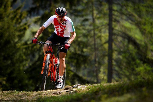 Lars Forster a fait la différence dans le dernier tour. [Gian Ehrenzeller - Keystone]