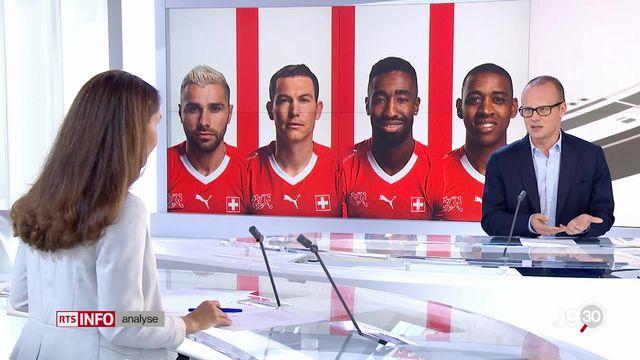 Crise au sein de l'Equipe de Suisse de football: Le sélectionneur veut se passer de quatre joueurs pour les prochains matchs [RTS]