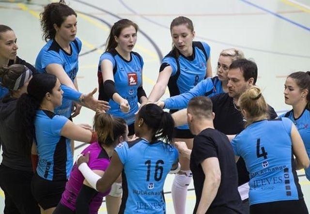 Le retrait de Galina est un coup dur pour Swiss Volley. [Compte Instagram galinavolley - RTS]