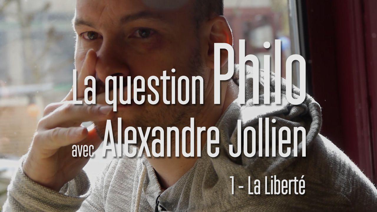 La question philo avec Alexandre Jollien - La liberté et les réseaux sociaux. [Stella Lux Productions - RTS Découverte]