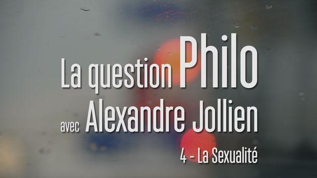 La question philo avec Alexandre Jollien - La sexualité [Stella Lux Productions - RTS Découverte]