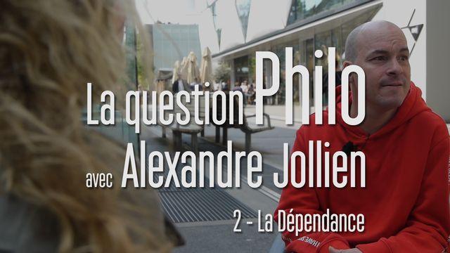 La question philo avec Alexandre Jollien - La dépendance affective. [Stella Lux Productions - RTS Découverte]