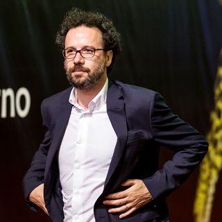 Carlo Chatrian quitte Locarno pour Berlin. [Alexandra Wey - Keystone]