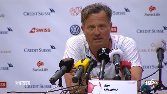 Football: Alex Miescher démissionne [RTS]