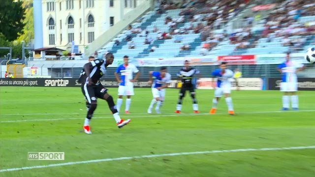 Football: Super League Lugano - GC [RTS]