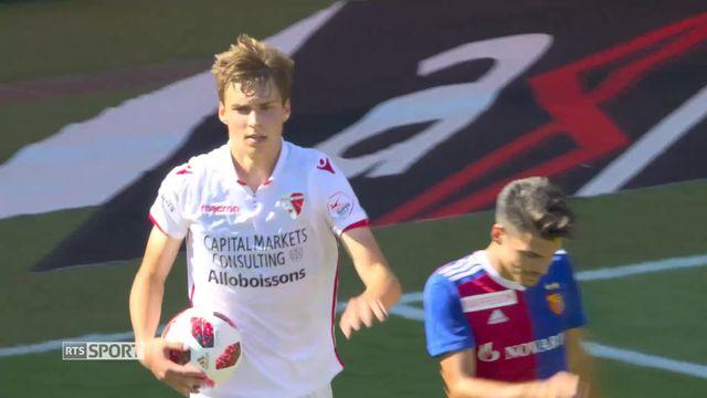 Football: Super League Bâle - Sion [RTS]