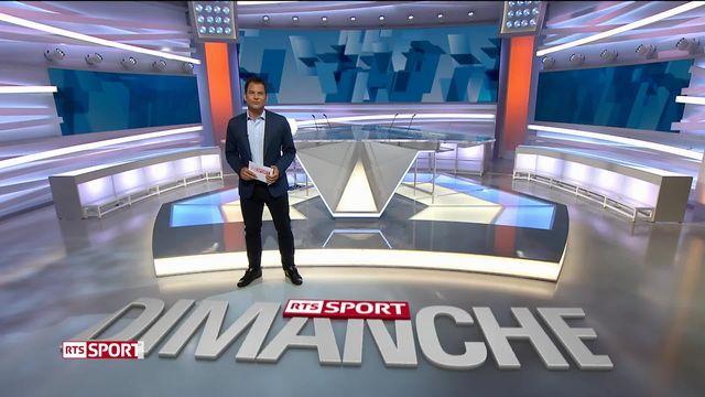 Sport dimanche - 12.08.2018 [RTS]
