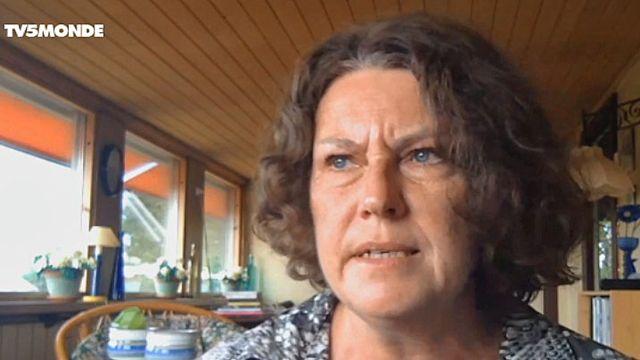 Ann Palsson préside le jury de la nouvelle académie suédoise. [TV5Monde]