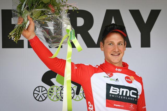 Belle victoire de Küng sur les routes néerlandaises. [Dvid Stockman - AFP]