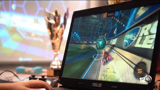 Un camp pour faire découvrir les jeux destinés aux professionnels du e-sport [RTS]