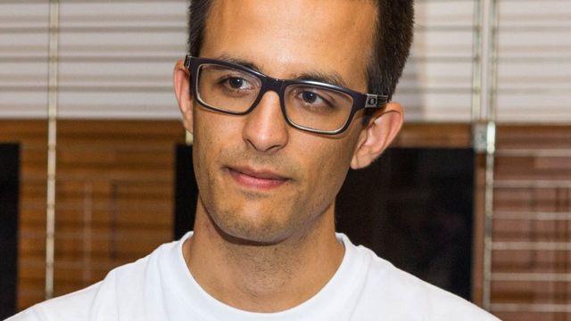 Fabien Truffer, porte-parole de l'association Pour l'égalité animale (PEA). [DR]