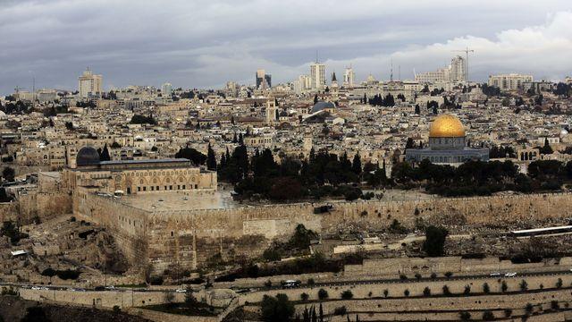 Selon Stéphane Amar, établi en Israël depuis 2003, la solution à deux Etats n'est pas réaliste. [Mahmoud Ibrahim - AFP]