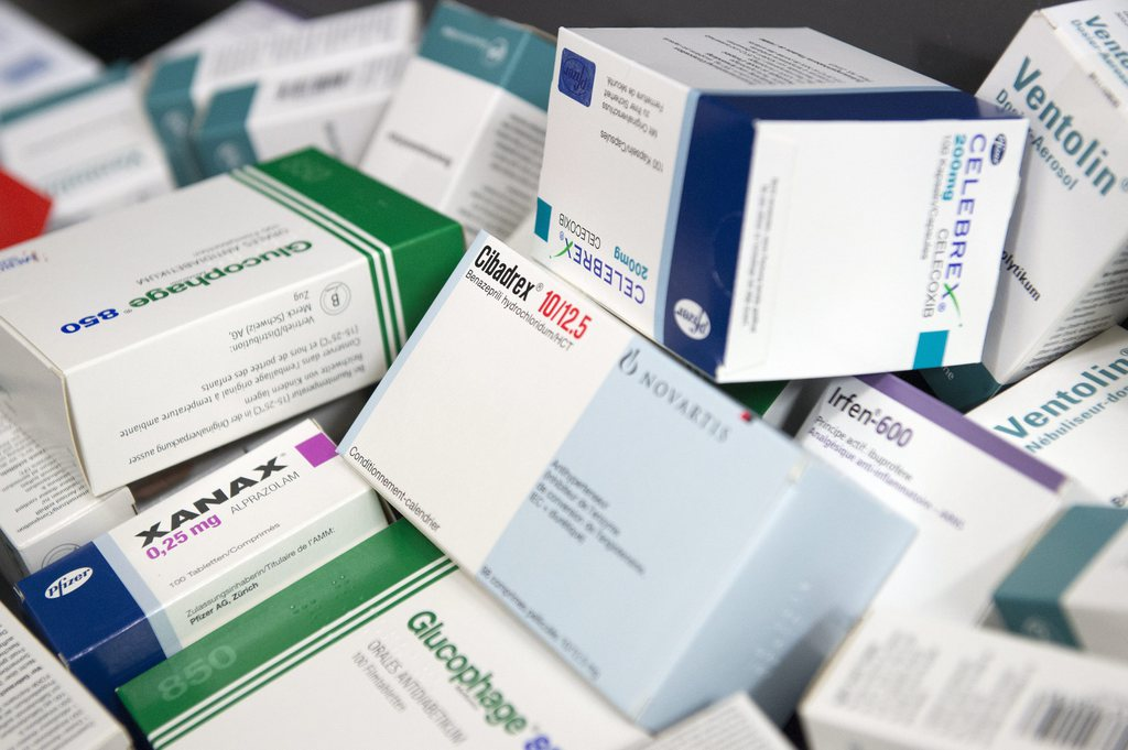 En France, 530 médicaments étaient en situation de rupture de stock en 2017.
