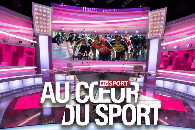 Au coeur du sport [Laurent BLEUZE]