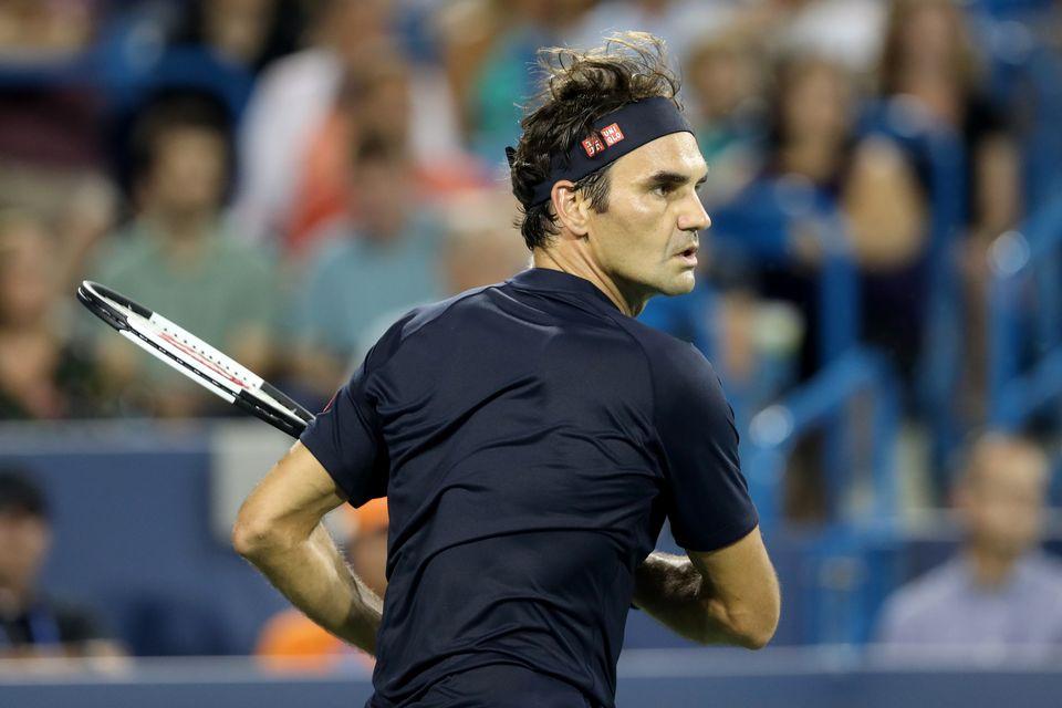 Federer n'a jamais perdu en finale dans l'Ohio. [Rob Carr - AFP]